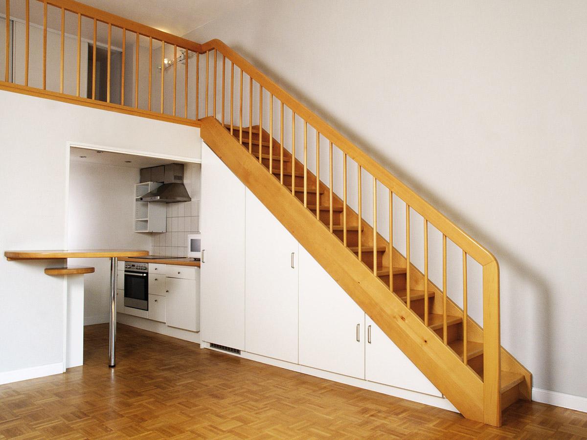 Treppe und einbauschr nke holzmanufaktur for Jugendzimmer utah