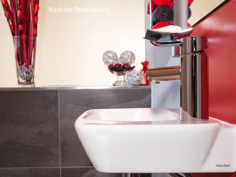 Sanierung Gäste-WC