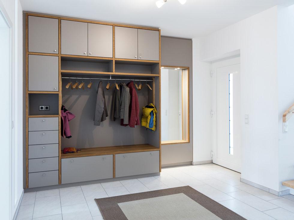 individuelle Garderobe