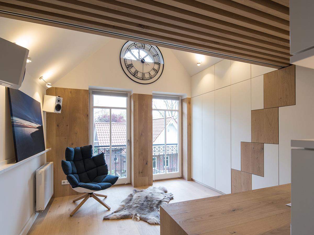 Jugendzimmer mit leiter holzmanufaktur for Planung jugendzimmer